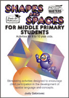 Shapes & Spaces for Middle Primary [Australian Edition]