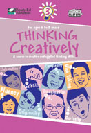 Thinking Creatively Book 3