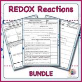 REDOX Reactions BUNDLE