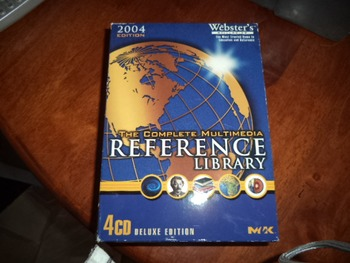 REFERENCE LIBRARY  ISBN 1- 57948-553-7