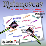 REFLEXIVE VERBS/GAMES: --Classic Flyswatter Game for Reflexive Verbs
