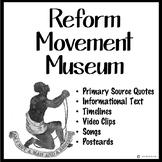 REFORM MOVEMENT ACTIVITY