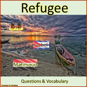 REFUGEE Novel Questions & Vocabulary