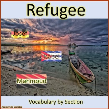 REFUGEE Vocabulary by Section