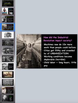 REGENTS REVIEW: The Industrial Revolution, Capitalism, Communism