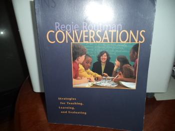 REGIE ROUTMAN CONVERSATIONS   ISBN0-325-00109-X