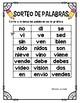 BACK TO SCHOOL Activities (Spanish) REGRESO A LA ESCUELA