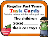 Regular Past Tense Verbs