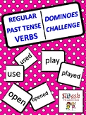 REGULAR PAST TENSE VERBS (DOMINOES CHALLENGE)