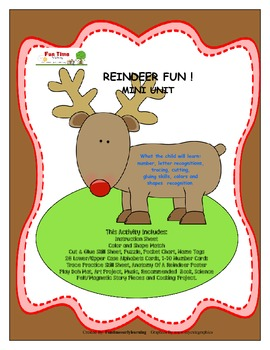 REINDEER FUN! MINI UNIT