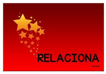 RELACIONA. MATCH (CHRISTMAS)