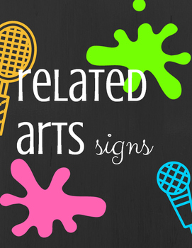 RELATED ARTS SIGNS **NEON**
