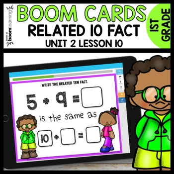 RELATED FACTS  BOOM CARDS