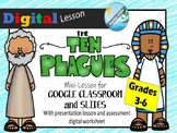 RELIGION - Plagues - GOOGLE CLASSROOM distance learning ac