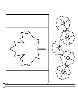 REMEMBRANCE DAY COLORING, BUNDLE 16 PAGES, REMEMBRANCE DAY CANADA ACTIVITIES