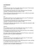 REPORT CARD LEARNING SKILLS COMMENT BANK, 4 PAGES, ONTARIO CURRICULUM