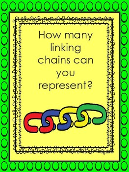 REPRESENTING CHAIN LINKS UP TO 10