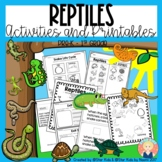 REPTILES   Animal Groups for K-1