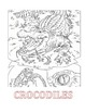 REPTILES: CHARACTISTICS, INFORMATIONAL TEXT, IMAGES, COLORING PAGES