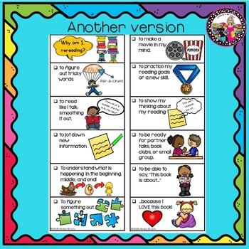 REREADING Bookmark!  Builds Many Skills!