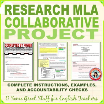 RESEARCH-Collaborative Project-Biography-Corrupted by Power-Step by Step