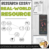 RESEARCH ESSAY ASSIGNMENT End of the Year Activity | Digit