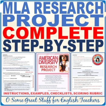 RESEARCH PROJECT MLA Exploring American Cultures