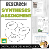 RESEARCH SYNTHESIS ESSAY Assignment Handouts Rubric Digita