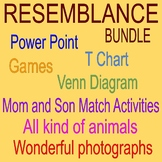 RESEMBLANCE BUNDLE - MOM AND SON LOOK ALIKE