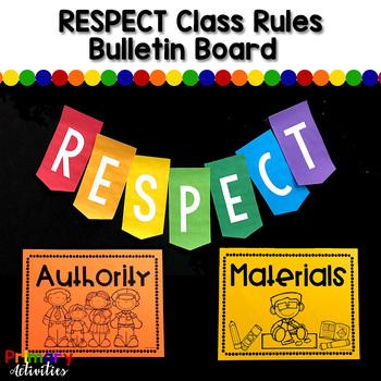 RESPECT Class Rules Bulletin Board