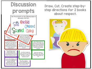 RESPECT - Character Education Social Studies Pack