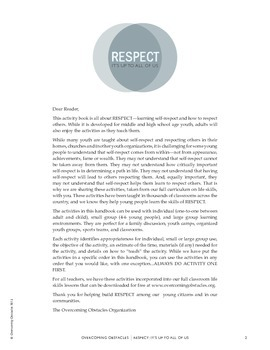 RESPECT: It's Up To All Of Us