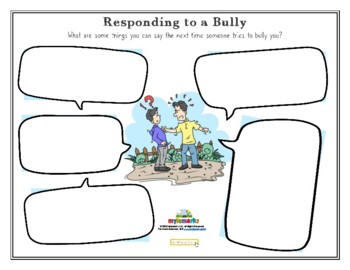 RESPONDING TO THE BULLY