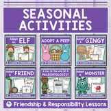 RESPONSIBILITY LESSONS GROWING BUNDLE
