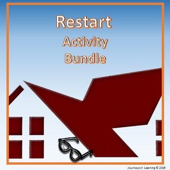 RESTART (Gordon Korman) Activity Bundle