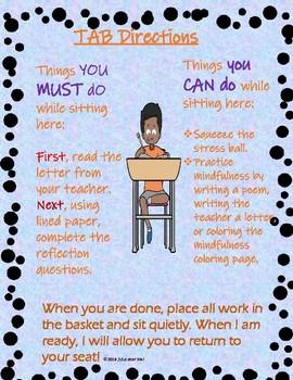 RESTORATIVE PRACTICES/MINDFULNESS ACTIVITIES FOR STUDENT BEHAVIOR