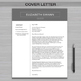 RESUME TEACHER Template For MS Word | + Educator Resume Writing Guide