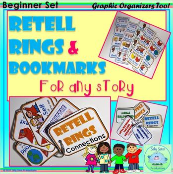 RETELL RINGS Beginner plus BOOK SHARE TEMPLATES