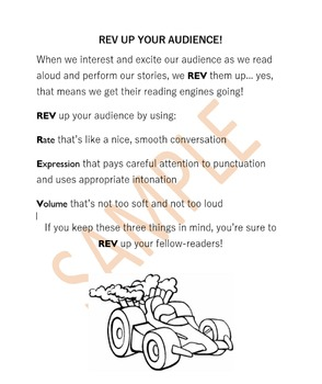 Build Strong Fluency: REV Up Your Audience