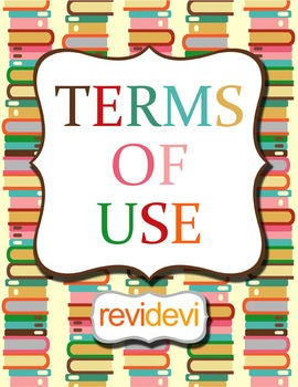 REVIDEVI Terms Of Use