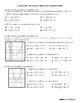 REVIEW / QUIZ - Quadratic Functions in Vertex & Standard Form