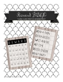 REWARD BINGO