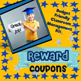 REWARD COUPONS (COLOR and  BLACK & WHITE)