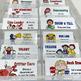 REWARD COUPONS for KIDS Editable (Karen's Kids Printables)