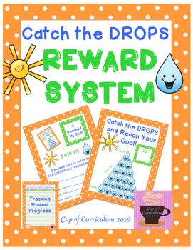 REWARD SYSTEM Catch the DROPS