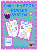 Classroom Management Tool: Color the EGGS