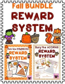 REWARD SYSTEM: Fall BUNDLE