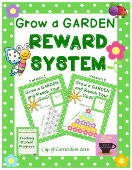 REWARD SYSTEM Grow a GARDEN