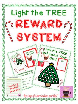 REWARD SYSTEM: Light the TREE