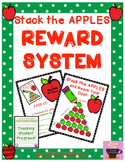 REWARD SYSTEM Stack the APPLES